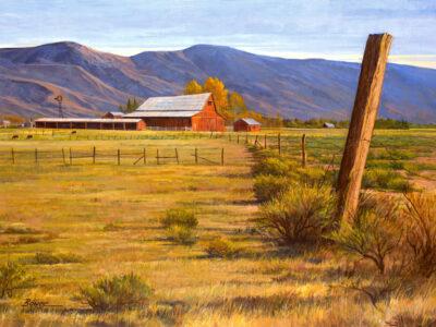 Old Nevada Farm